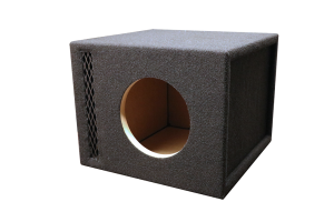 "ATREND - 8"" Single Vented w/300.1SBA Amp"