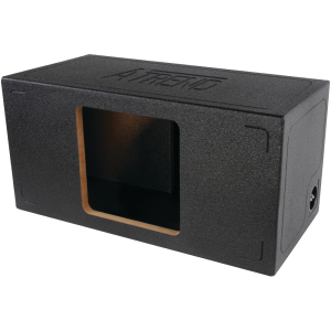 ATREND - 12inch SPL Max Power Single Vented Rugged Sprayliner Enclosure L5/L7 Cutout