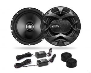 "BOSS - ELITE - 6.5"" Component Speaker Set, Polypropylene Cone, 400 Watts Max"