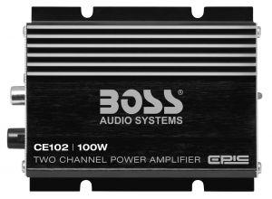 BOSS - 100 Watts Max Power Compact All-Terrain Amplifier