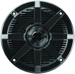 BOSS - 5.25inch Way Coaxial Marine Speaker 150 Watts Black