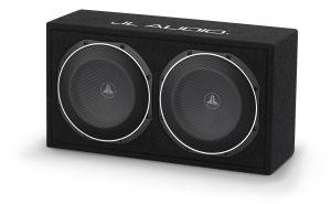 JL Audio Dual 10TW1 PowerWedge