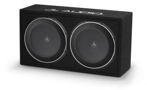 JL Audio Dual 12TW1 PowerWedge