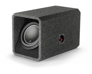 JL Audio Single 10W6v3 H.O. Wedge