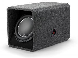 JL Audio Single 12W6v3 H.O. Wedge
